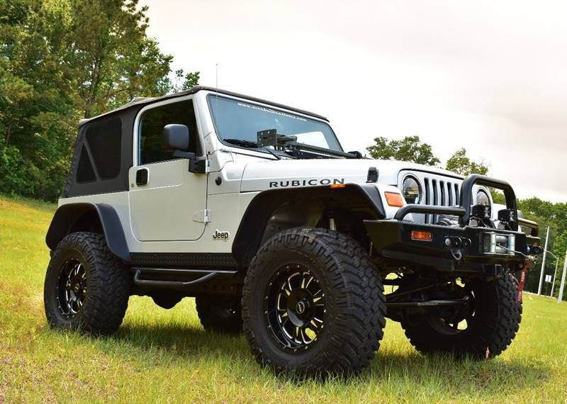 This 2004 Jeep Wrangler Rubicon Is Listed On Carsforsale Com For 33 950 In Jacksonville Fl This Vehic Jeep Wrangler 2004 Jeep Wrangler Jeep Wrangler Rubicon