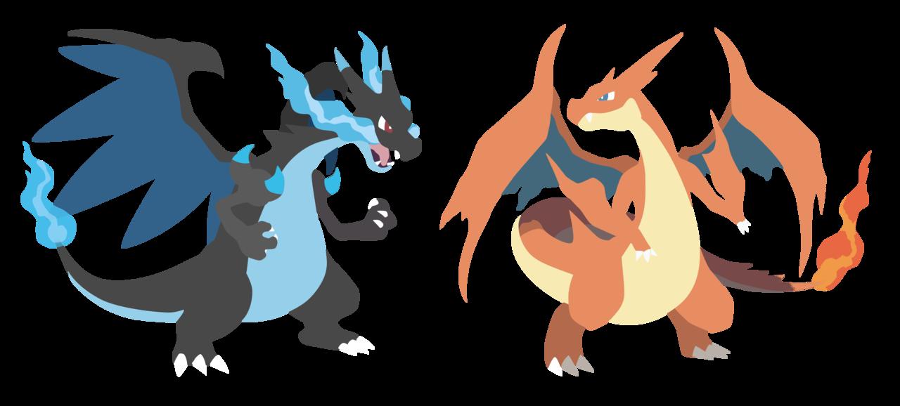 Mega Charizard X And Y Pokemon X Y Vector By Firedragonmatty Deviantart Com On Deviantart Pokemon Charizard Pokemon Charizard