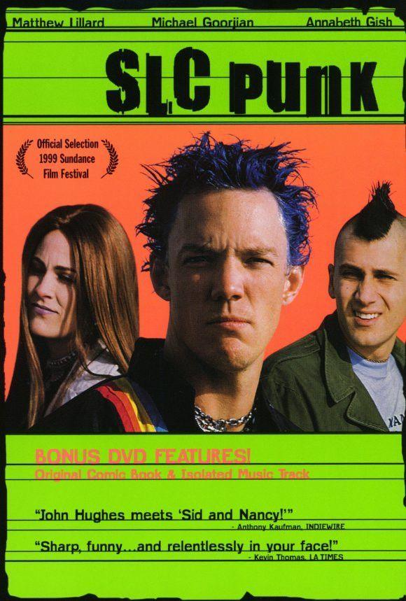 SLC Punk! 27x40 Movie Poster (1999)   Películas   Pinterest   Películas
