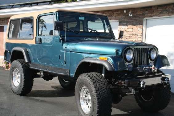 1983 Jeep Cj8 Scrambler For Sale In San Clemente California