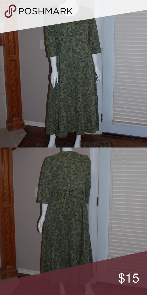 Motherwear Green Floral Pattern Nursing Dress Motherwear Green Floral Pattern Nursing Dress 100 Cotton Motherwear Dress Nursing Dress Dresses Women Shopping