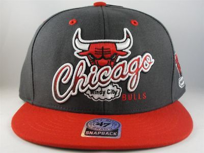 new product 49092 8c9fa Chicago Bull NBA Hat