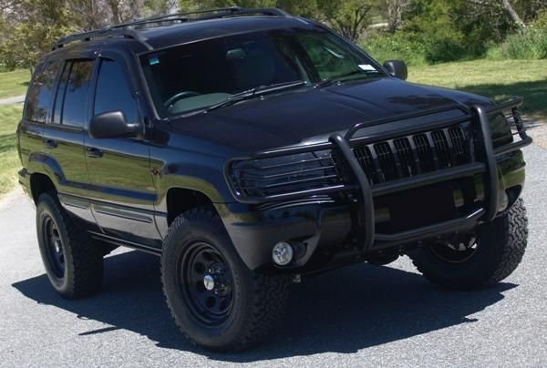 2004 Jeep Grand Cherokee Overland Jeep Wj Jeep Grand Cherokee