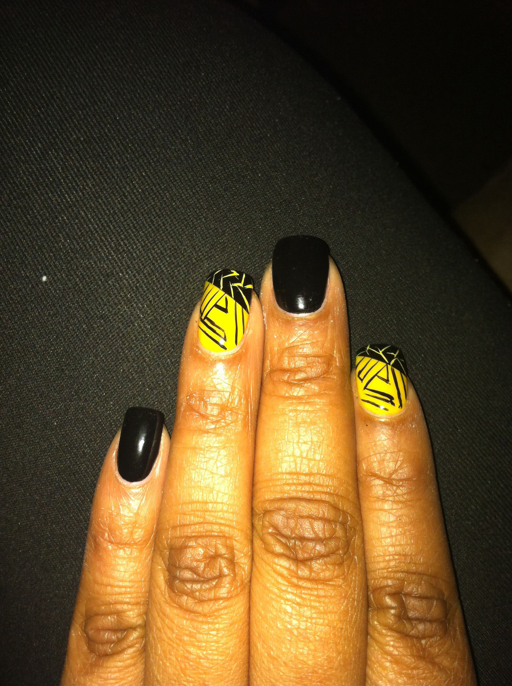 Nails by my girl Jing