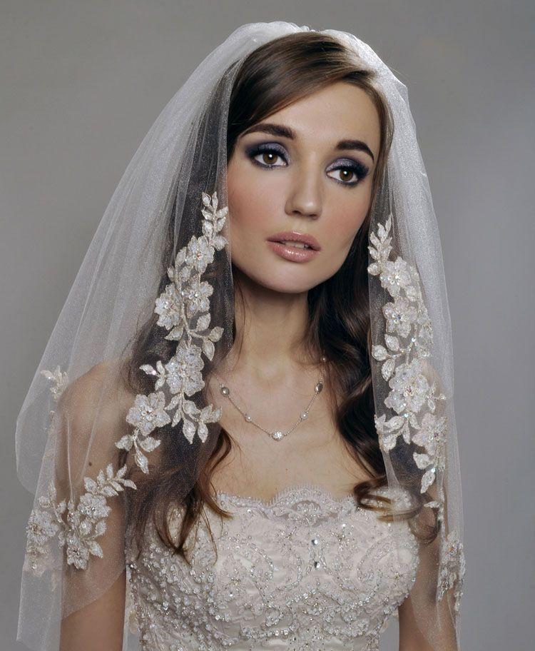 resultado de imagen de velo de novia | novias y fiesta (bridal