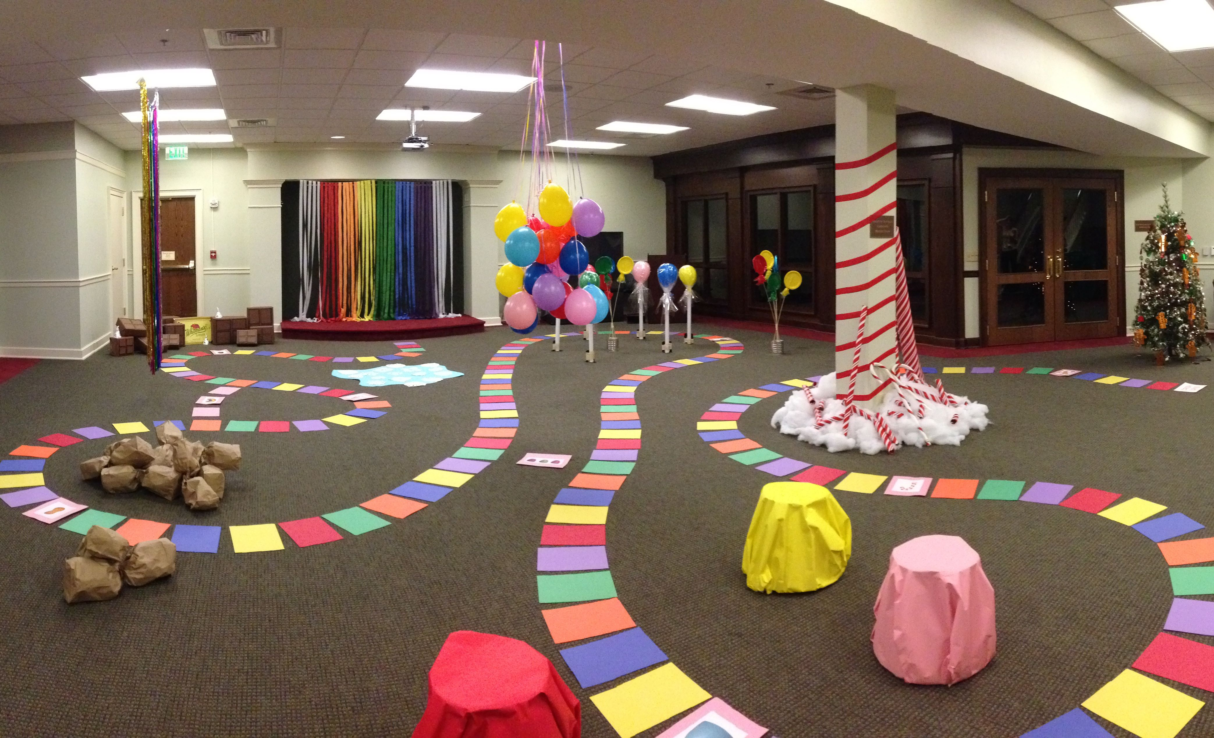 boyle county public library's life size candyland