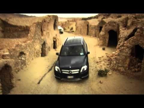 Mercedes-Benz Desert Test Drive - I Suv della Stella - YouTube #mercedesbenz #mercedes #suv #video