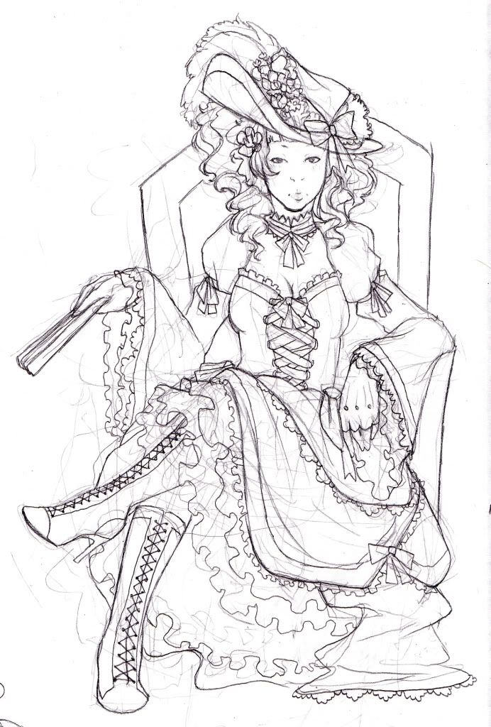 Marie Antoinette Coloring Pages Google Search Coloring Pages