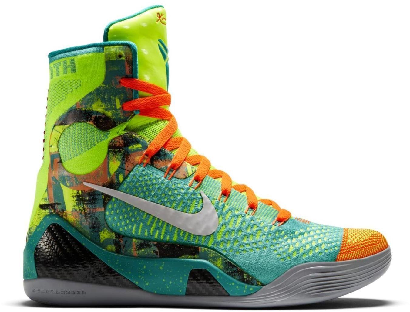 Nike Kobe 9 Elite Influence | Kobe 9