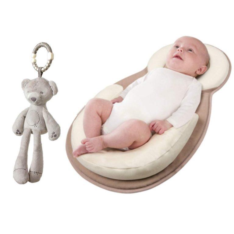 Top 10 Best Baby Sleep Positioners In 2020 Bestlist Baby Sleep Positioner Newborn Lounger Baby Crib Mattress