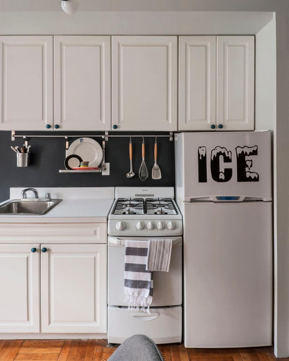 Small Kitchen Design Ideas And Solutions  Hgtv Kitchen Design Glamorous Mini Kitchen Designs Inspiration Design