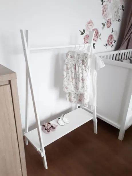 Wieszaczek Stojak Garderoba Wieszak Na Ubrania 115 80x40 Cm Jezowe Olx Pl Furniture Home Decor Wardrobe Rack