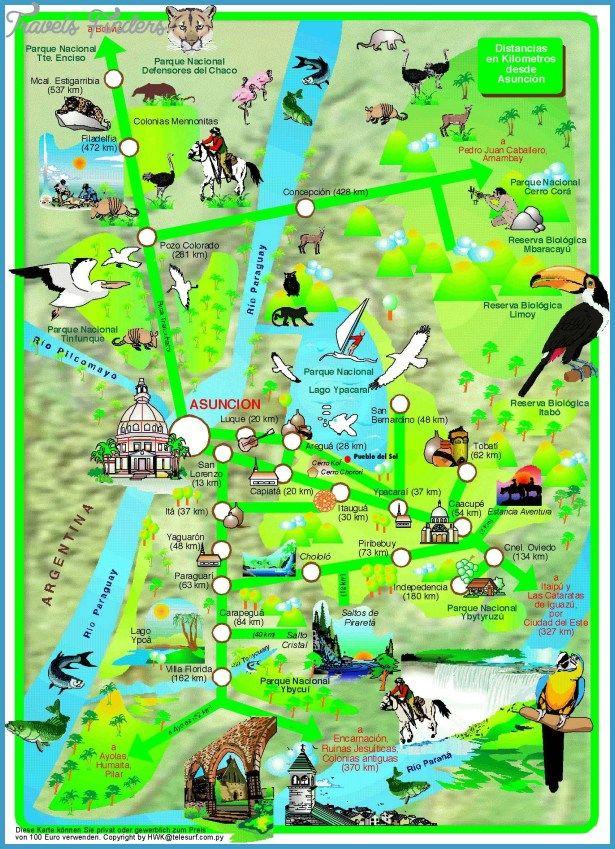 Peru Map Tourist Attractions   http://travelsfinders.com/peru map