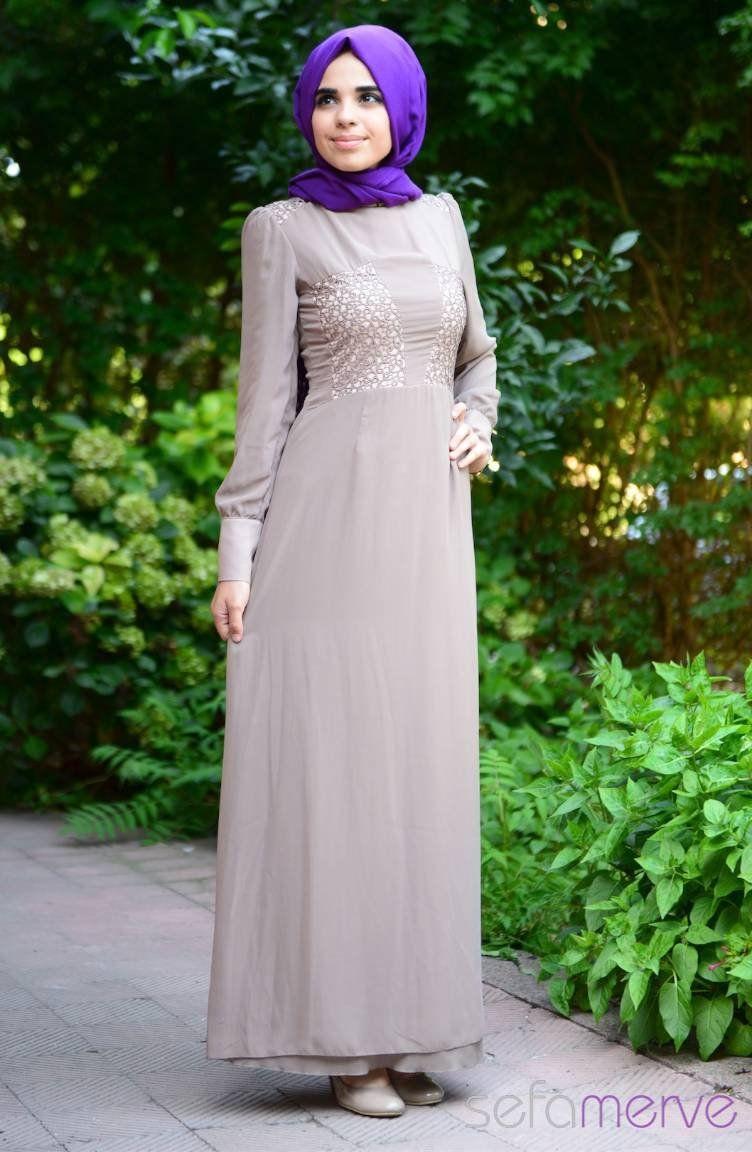 Sefamerve Nakisli Elbise 4078 10 Lacivert Cicekli Elbiseler Elbise Elbise Modelleri