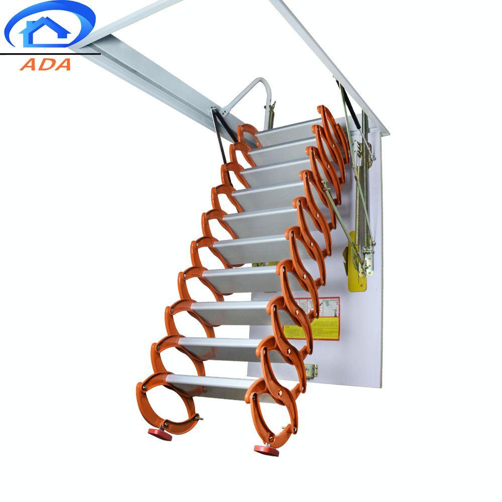 Aluminium Folding Step Ladder