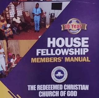 Rccg House Fellowship Members Manual 22 November 2020 Rccg House Fellowship Members Manual 22 November 2020 Sunday Prayer Personal Prayer Prayers