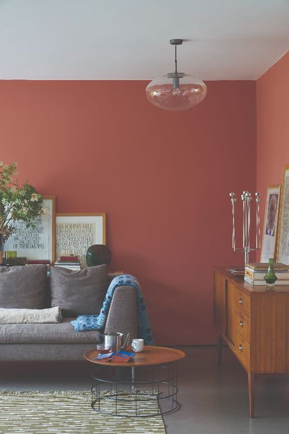 Photo of Farrow & Ball – Red Earth 64 – Estate Emulsion 2.5 L – Paint | Designer Paint