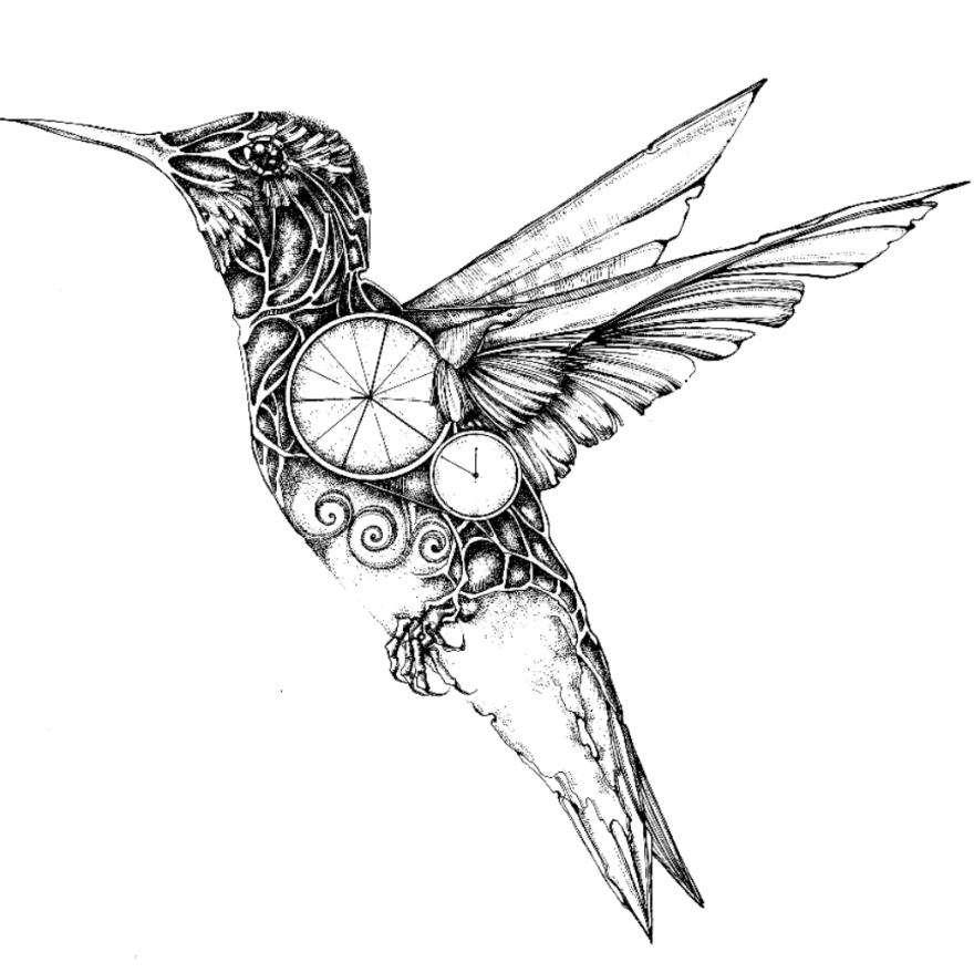 My Mechanical Birds Drawn With Ink Steampunk Tattoo Steampunk Art Drawing Steampunk Animals