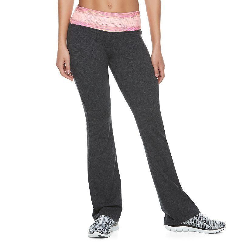 5edc4891ad5c Juniors  SO® Skinny Bootcut Yoga Pants