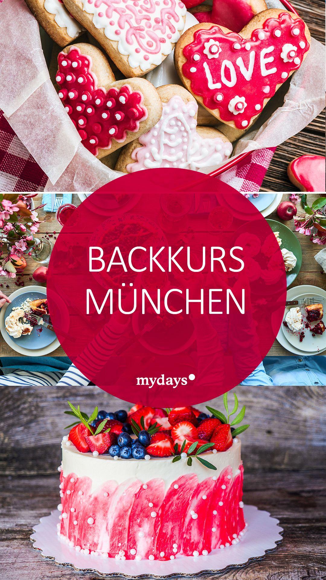 Backkurs Munchen Geschenke Zum Geburtstag Muttertag Geschenk Gute Geschenke