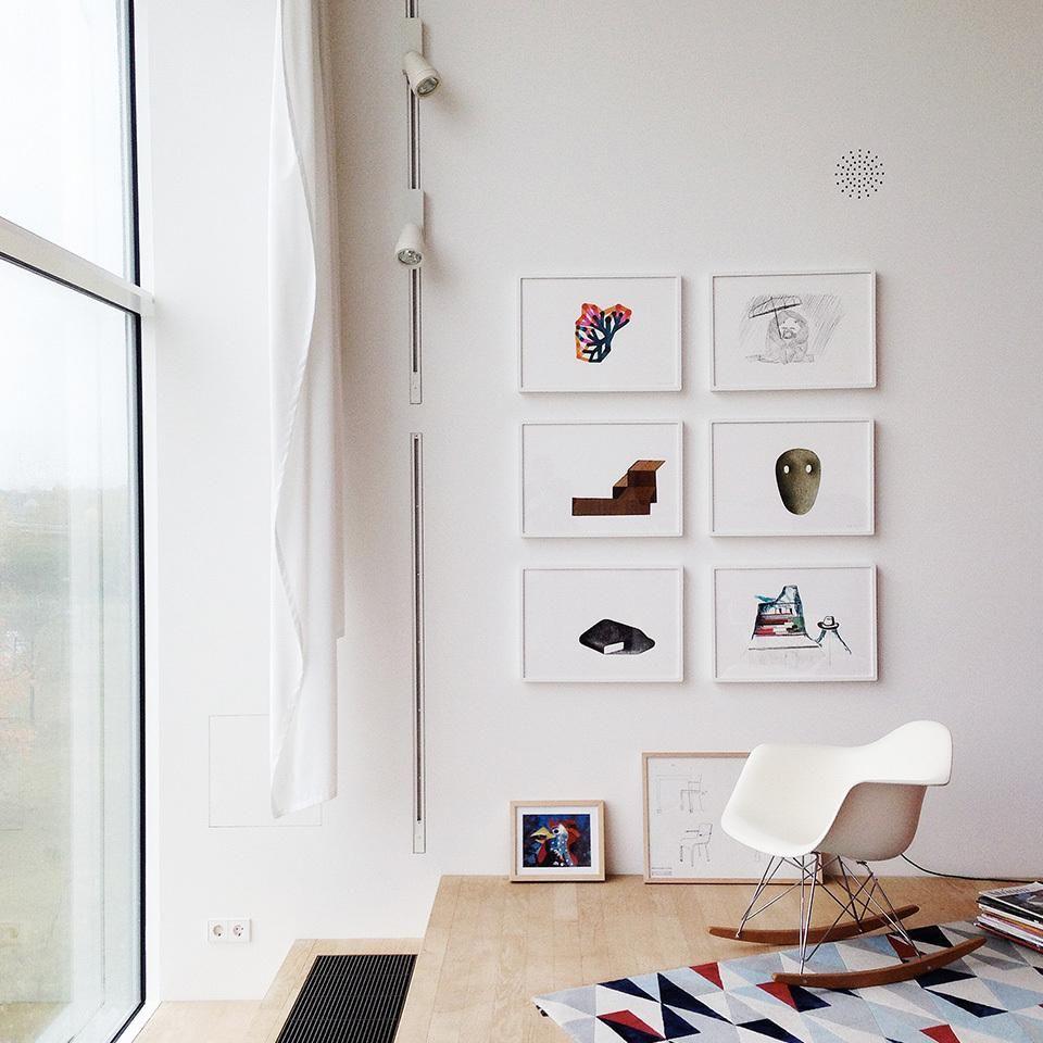 #art_wall #modern_room
