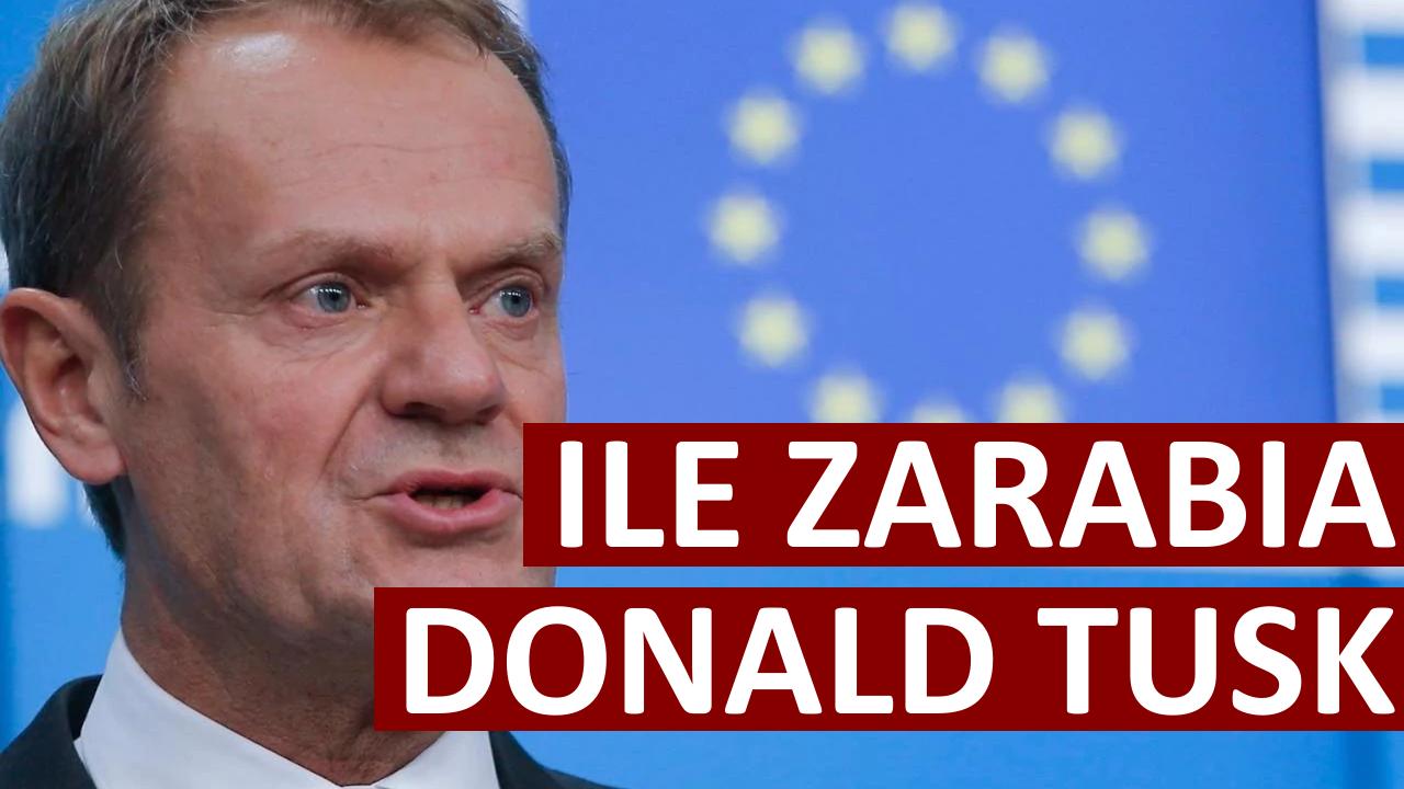 Zarobki Donalda Tuska W Unii Europejskiej Ile Zarabia Pinterest