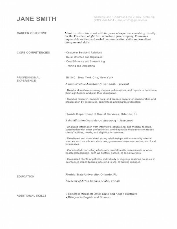 Graphic Design Resume Examples Career Pinterest Sample resume