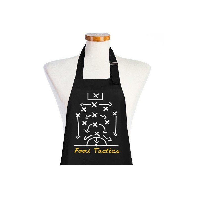 Tablier Food Tactics Tablier Tablier Cuisine Tablier Homme