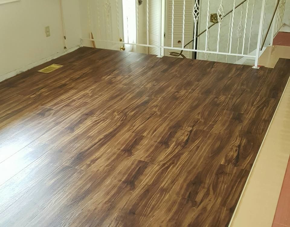 7mm acacia evp coreluxe xd lumber liquidators for Evp flooring