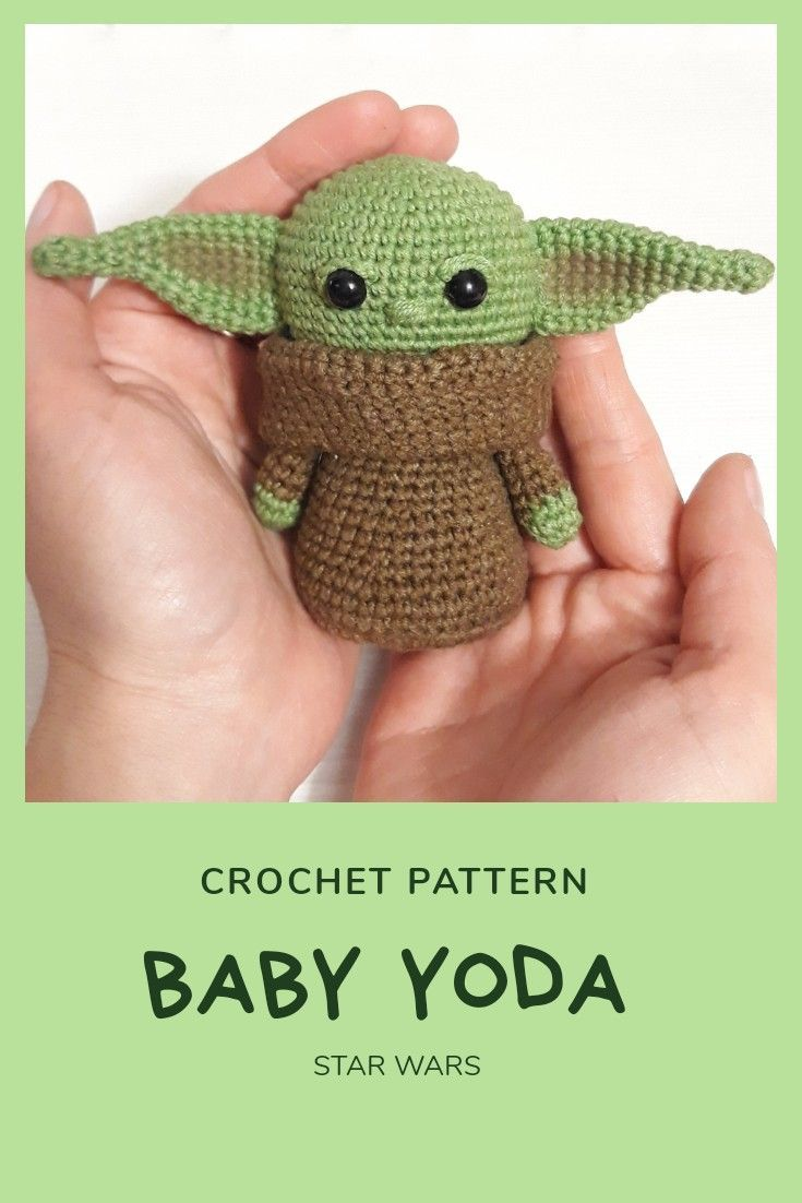 How the Baby Yoda Crochet Pattern is Making Us Talk About ... | 1102x735