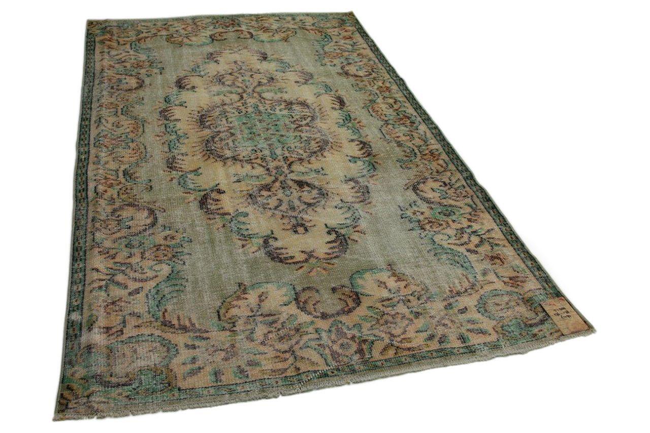 Perzisch Tapijt Groen : Beige en groene kleur perzisch tapijt te koop in beige en groene
