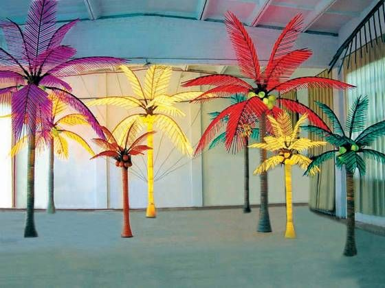 Sell Lighted Led Palm Tree Coconut Tree Lighting Garden Lights Outdoor Fixtures Fles Lighting Co Ltd Tree Lighting Garden Lighting Led Lights