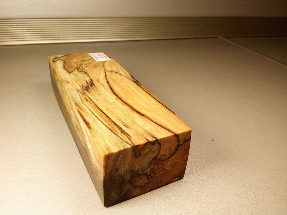 Stabilizing Spalted Wood