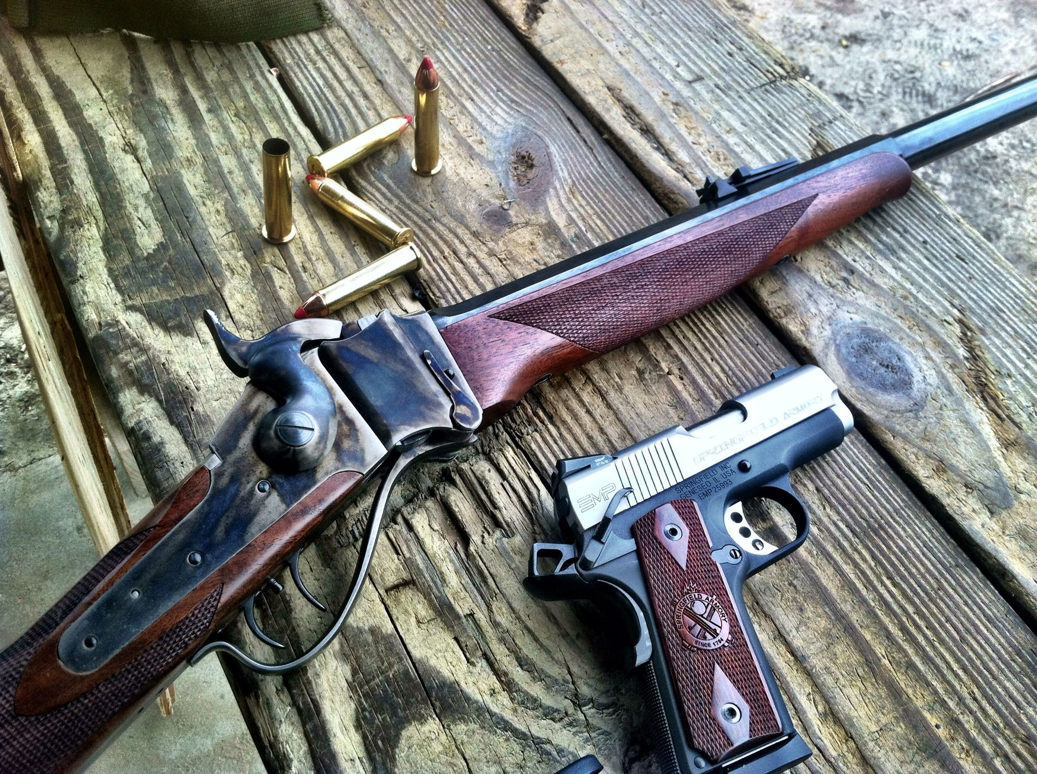 Teddy roosevelt guns to be displayed at nra national - Sharps Rifle In 45 70 From Dixie Gun Works And