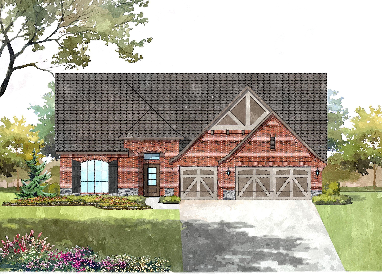 Henryetta Oklahoma City Home Builders Home Builders Floor Plan Design House Styles