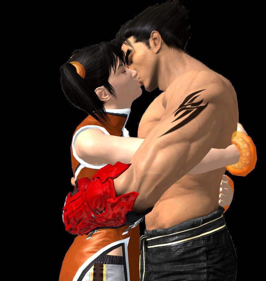 tekken jin and asuka relationship with god