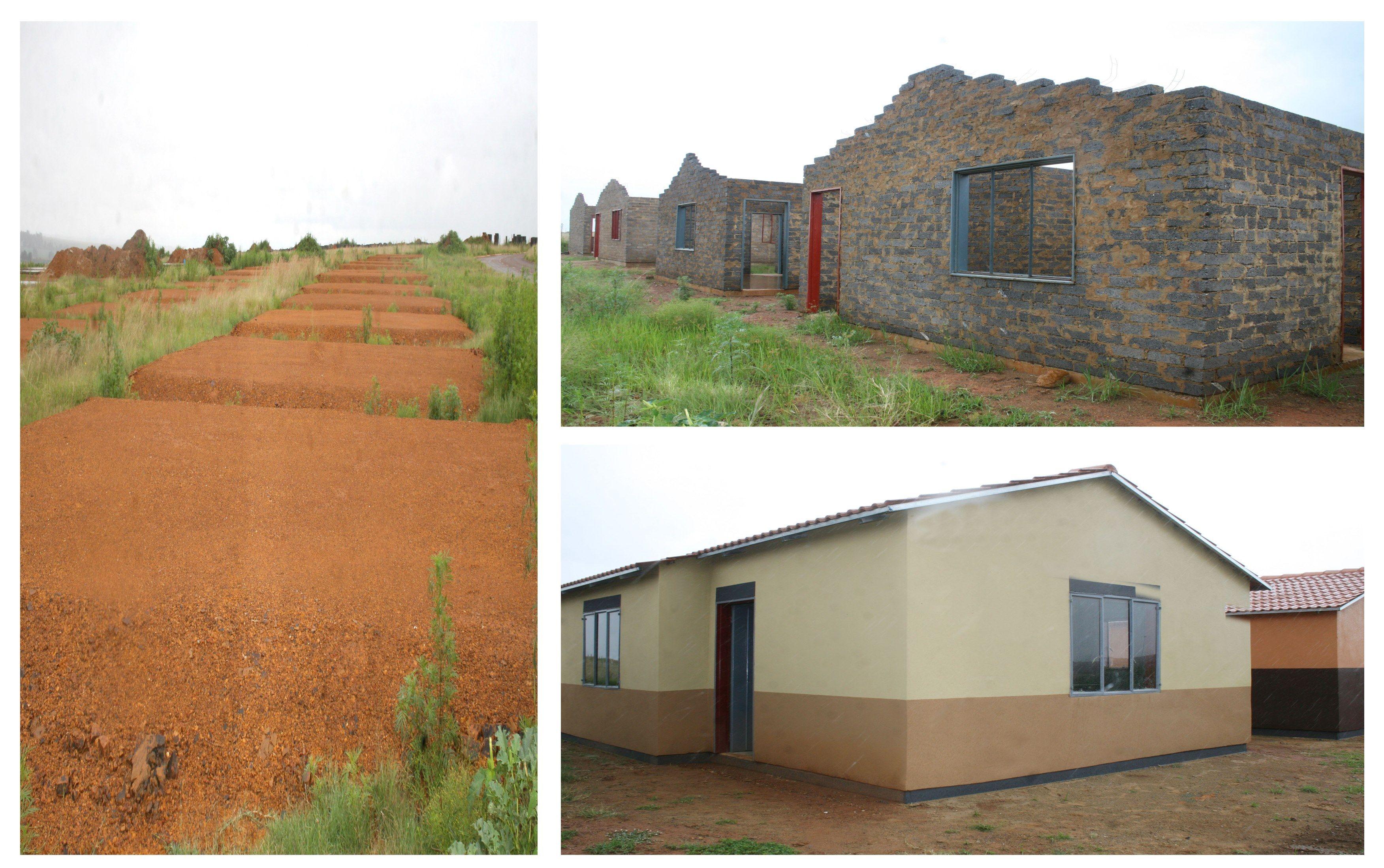 Tsakane housing project