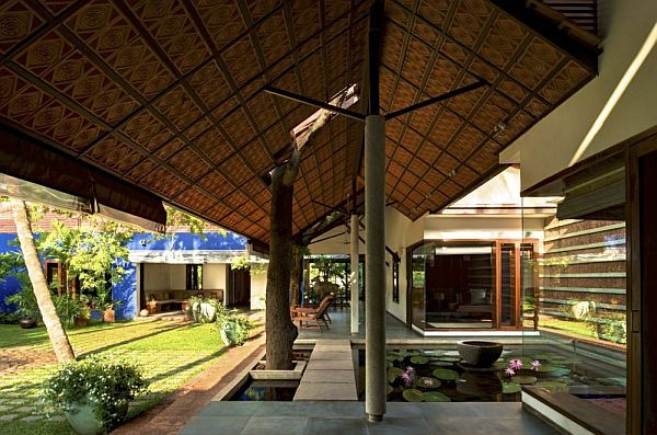 Traditional Indian House by Khosla Associates | Indian house ...
