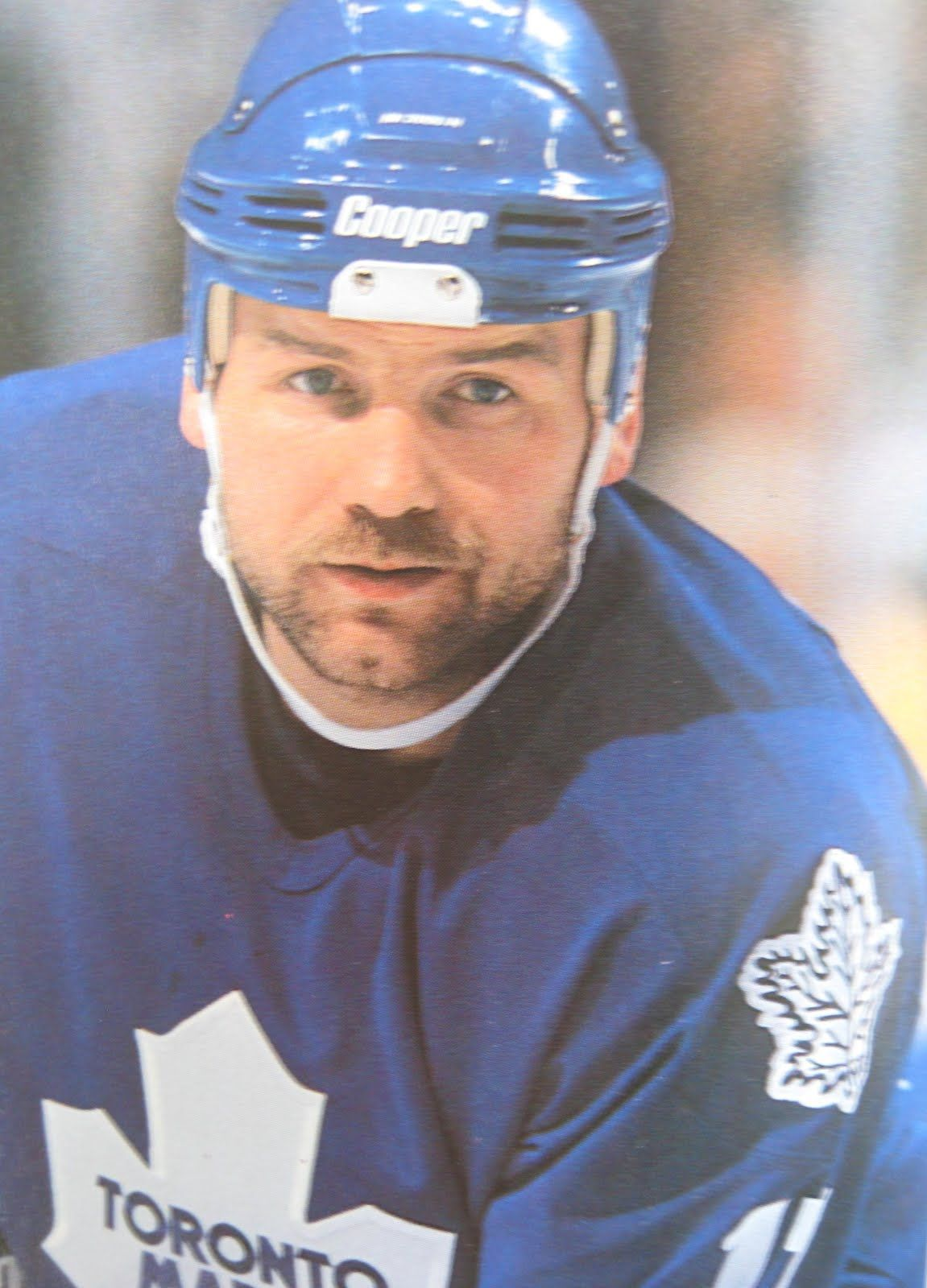 On this game day, we would like to wish former Leafs
