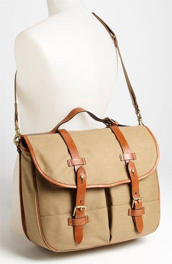 Polo Ralph Lauren Canvas Messenger Bag Nordstrom Canvas Leather Bag Canvas Messenger Bag Leather Travel Bag