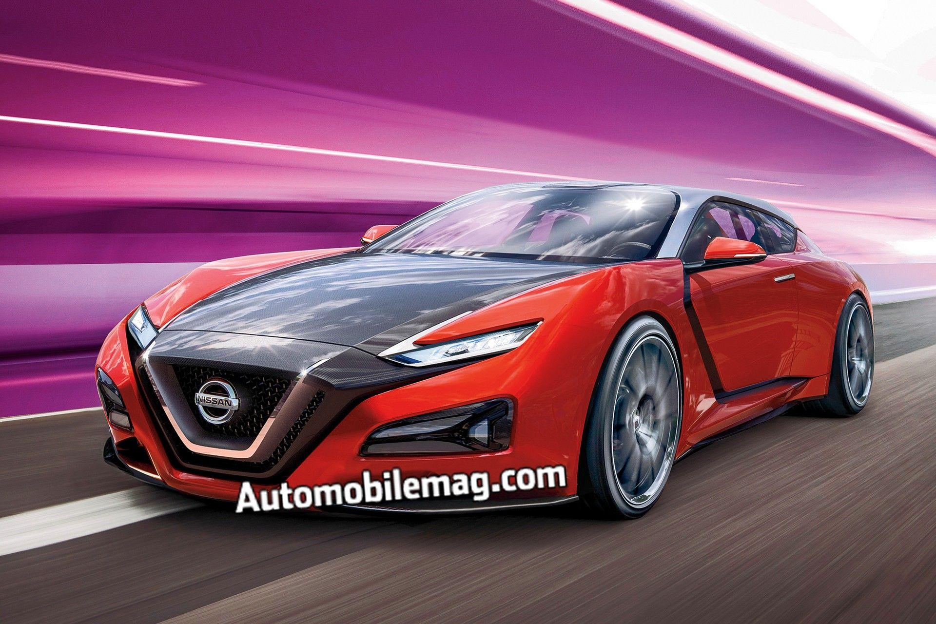 2020 Nissan Z render