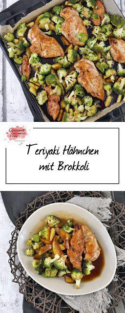 Teriyaki Hähnchen mit Brokkoli #chinesemeals