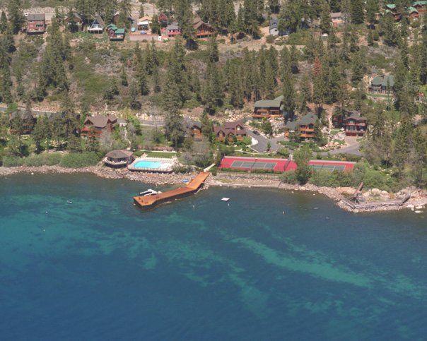 Brockway Springs Resort Kings Beach North Lake Tahoe