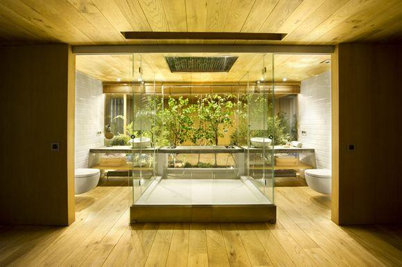 Natuurlijke Zolder Loft : Waanzinnige loft waar hout en andere natuurlijke elementen de
