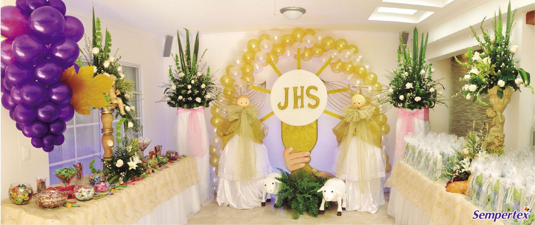Esta decoradora tuvo la idea de plasmar los ngeles en - Decoracion los angeles ...