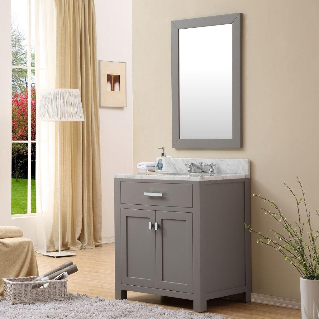 Badezimmer Waschtisch Einzel Waschbecken für Kleine Räume