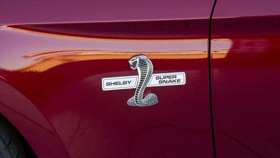 Shelby Americans New Super Snake Stang Churns Out Over 750