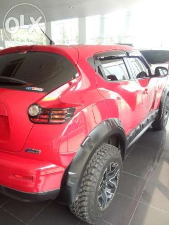 nissan juke at 2011 offroad look | cars from datsun > nissan