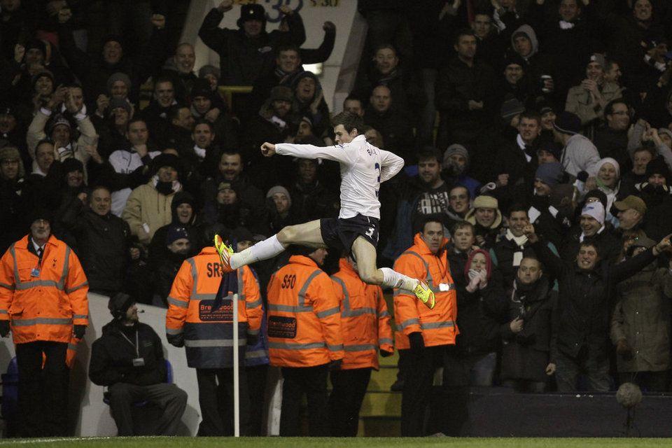 Gareth #Bale, el deseado por el #Barça