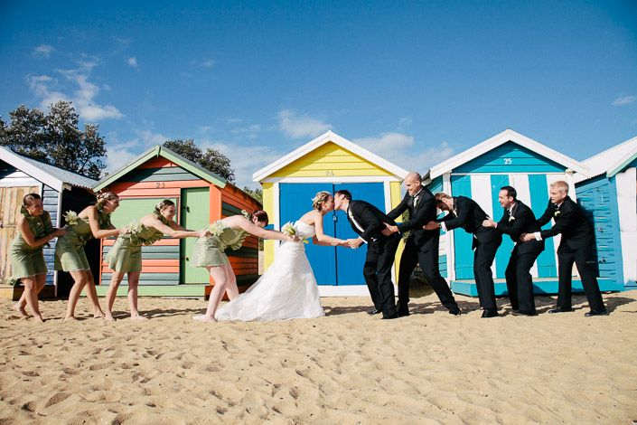 Wedding Brighton Beach